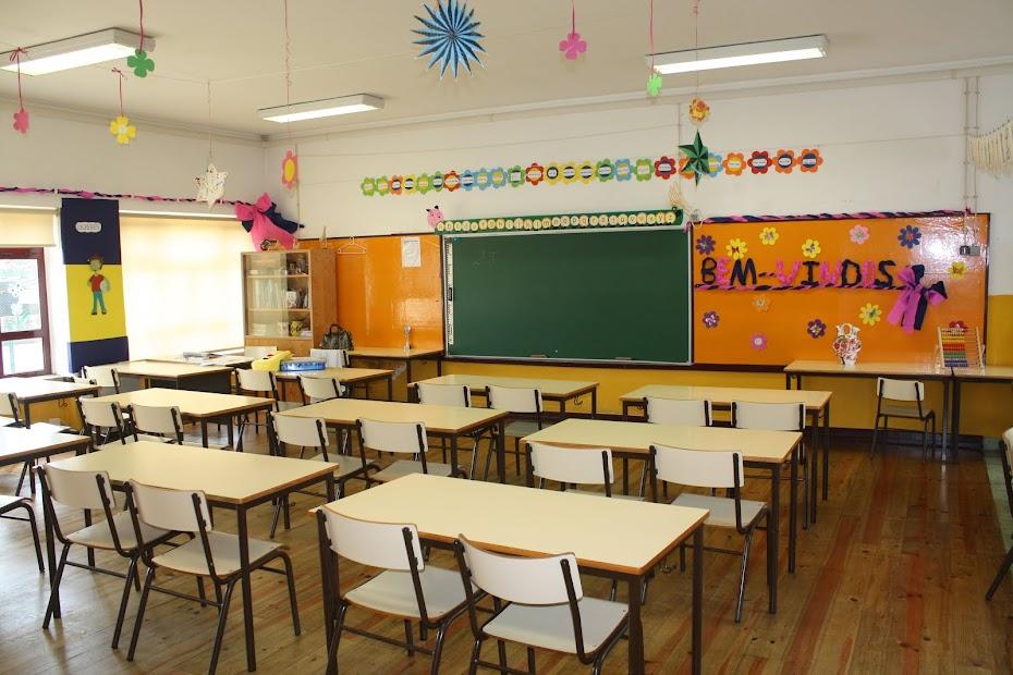 Turma 2º J - Escola EB Pontes