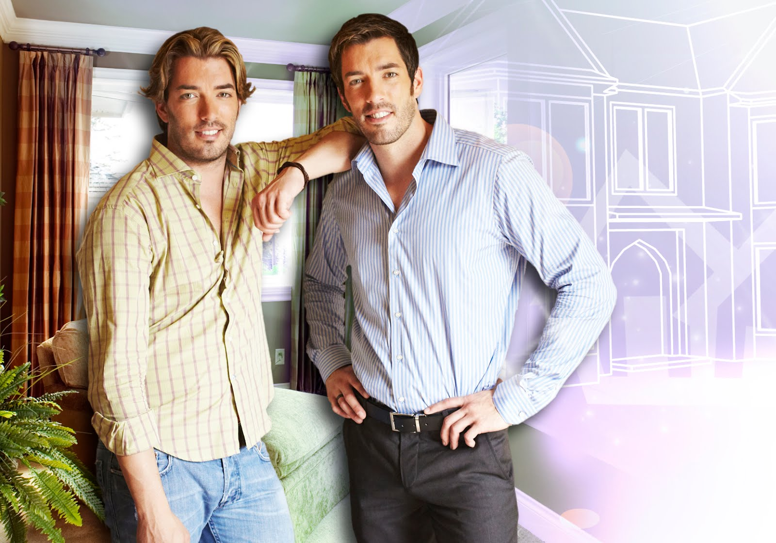 Drew scott property brothers married Who are the property brothers