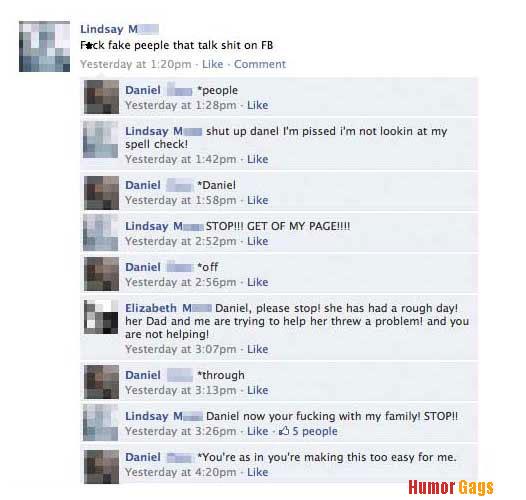 Stupid Funny Pics Facebook