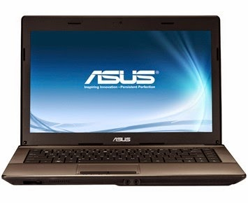Driver ASUS Slimbook X44C Windows 8 32bit