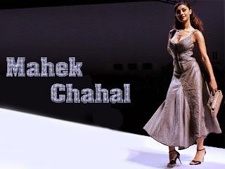 Mahek Chahal hot wallpaper