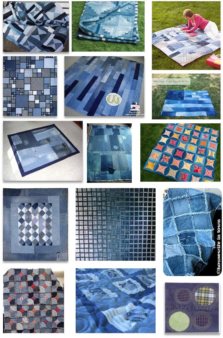 Denim Quilt Patterns Free : Quilt Inspiration: FREE PATTERN Archive