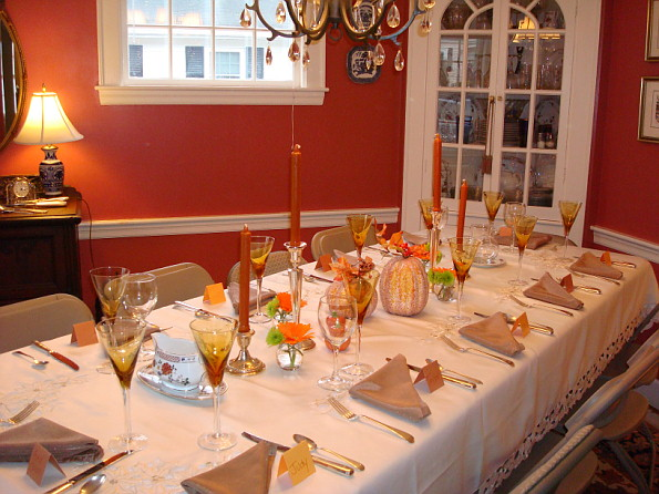 Thanksgiving+table
