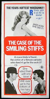 Case of the Full Moon Murders 1973 The Case of the Smiling Stiffs