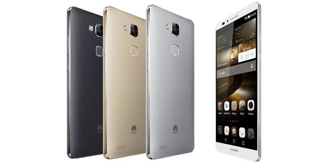 Honor 7, potencia y diseño en este móvil chino tan interesante