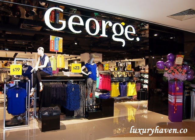 john little asda fashion label george plaza singapura