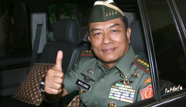 TNI Rotasi Puluhan Perwira Tinggi Bidang Intelijen