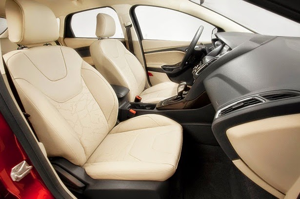 2015 Ford Focus Electric Review Interior
