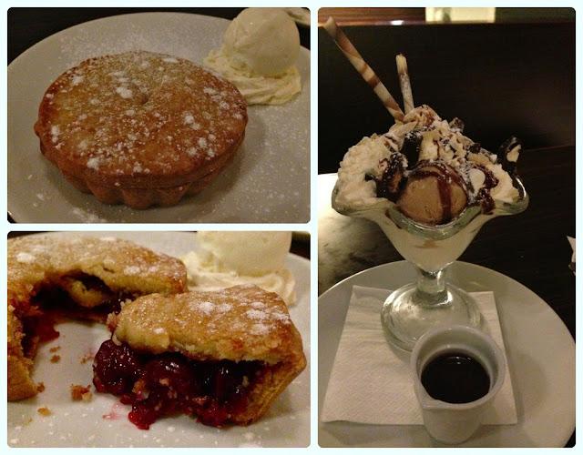 All Star Lanes, Manchester - Desserts