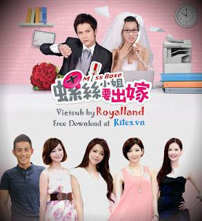 Poster phim Cô Nàng Hoa Hồng, Poster movie Miss Rose 2012