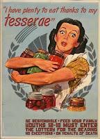 Tesserae Hunger Games Poster