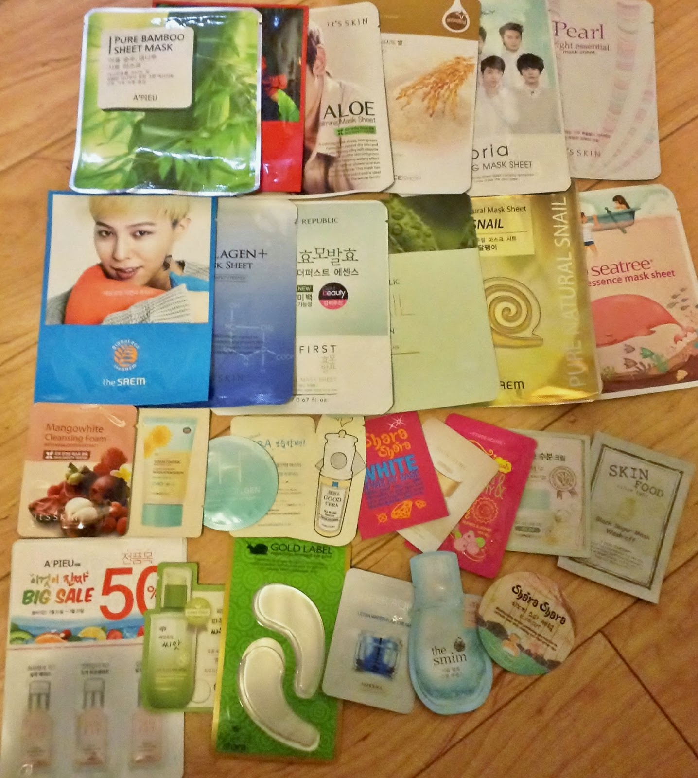 How to get free makeup and cosmetic samples in Korea: The ultimate ...