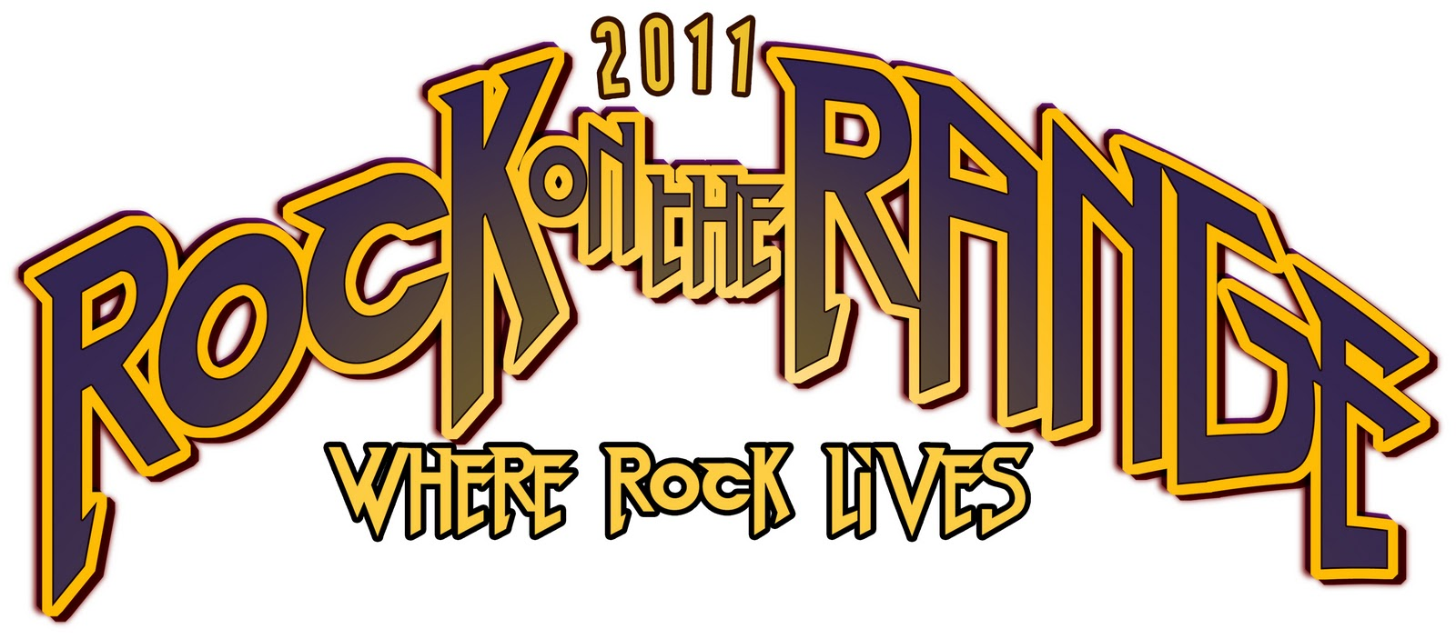 Rock On the Range Logo