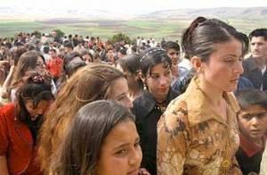 Wanita Yazidi