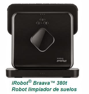 modelo iRobot Braava 380t