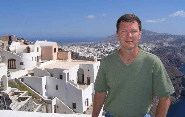 Ty Treadwell/Santorini, Greece