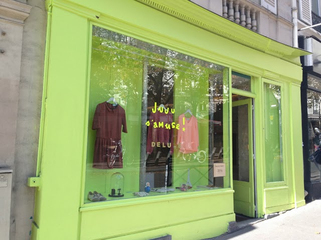 boutique createurs juju s'amuse - Paris 75009