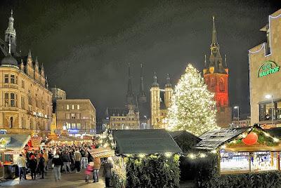 mercatini Natale Lipsia