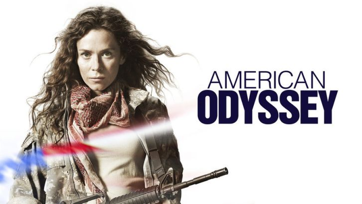 "American Odyssey - Pilot - Advance Preview: ""The best drama pilot of midseason"""