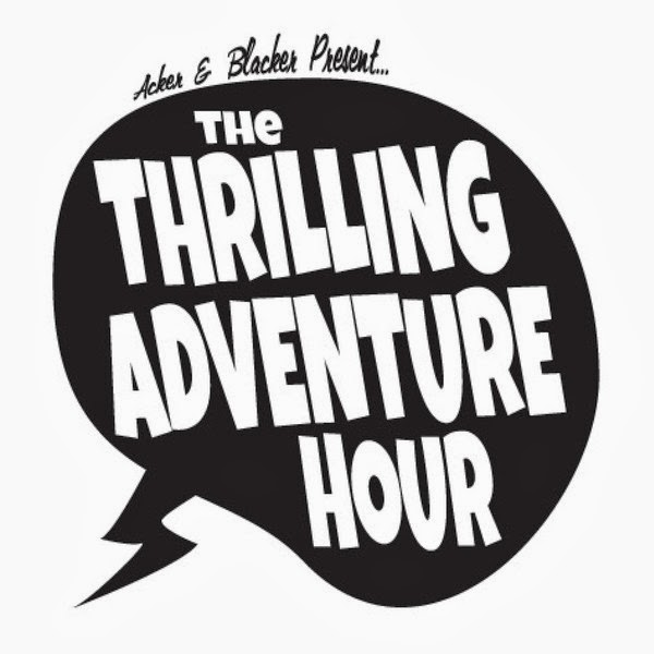 the thrilling adventure hour podcast