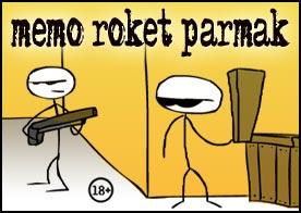 Memo Roket Parmak Oyunu