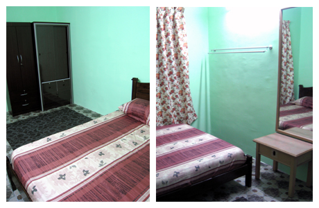 Master Bedrom Homestay Two