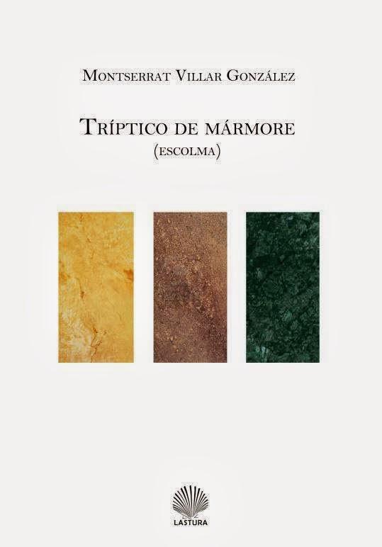TRÍPTICO DE MÁRMORE