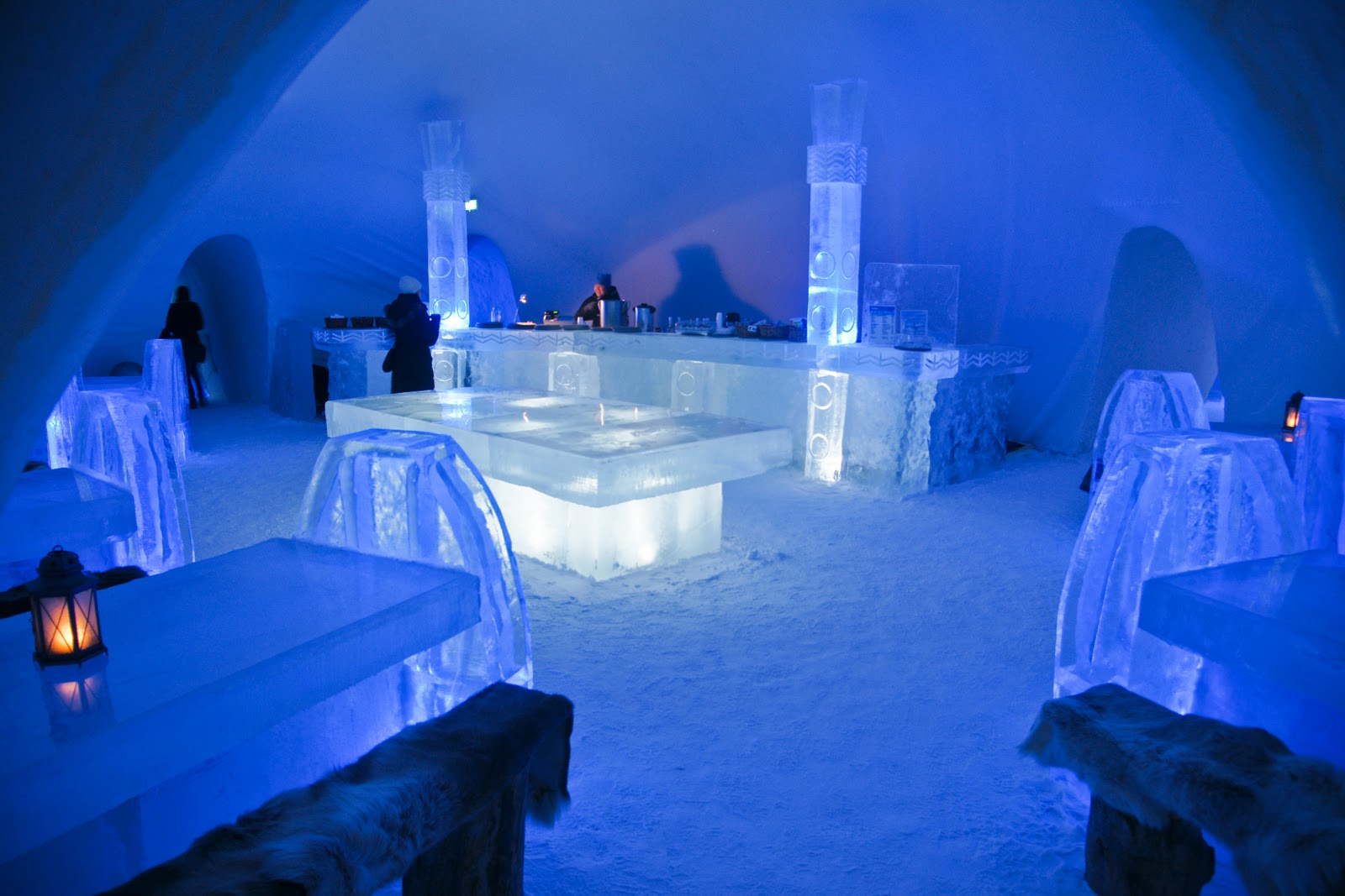 Ice Hotel, Quebec | Unseen pictures - 183.8KB