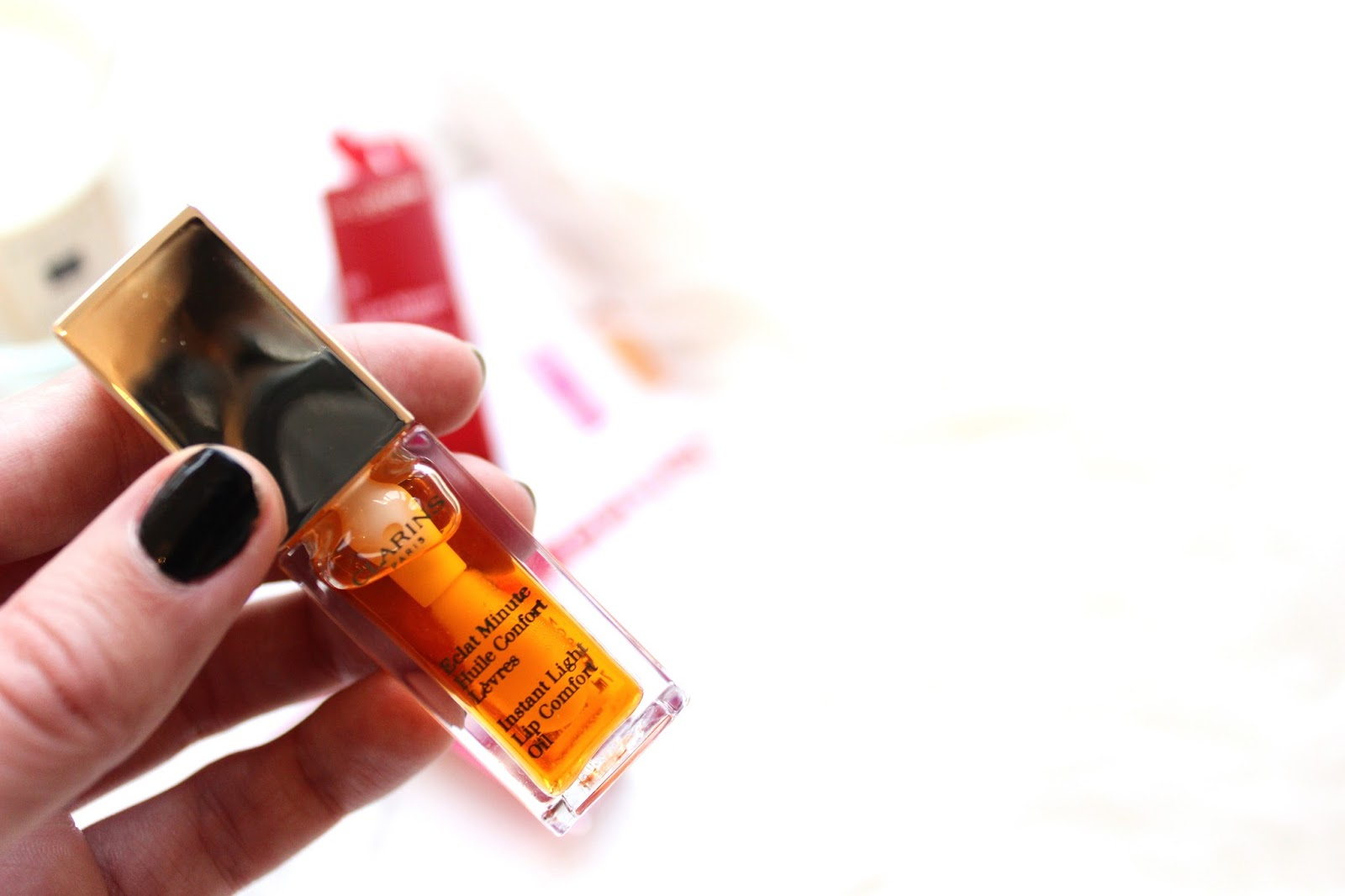 Clarins Comfort Lip Oils
