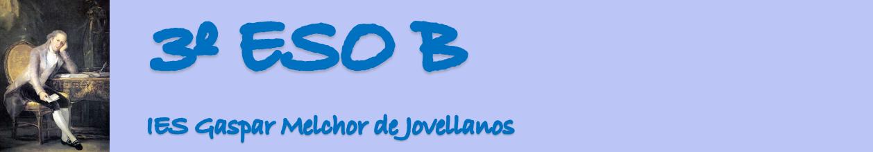 3º ESO B. IES G.M. JOVELLANOS