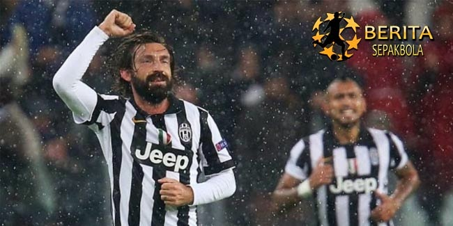 Lagi, Pirlo Pemain Terbaik Italia