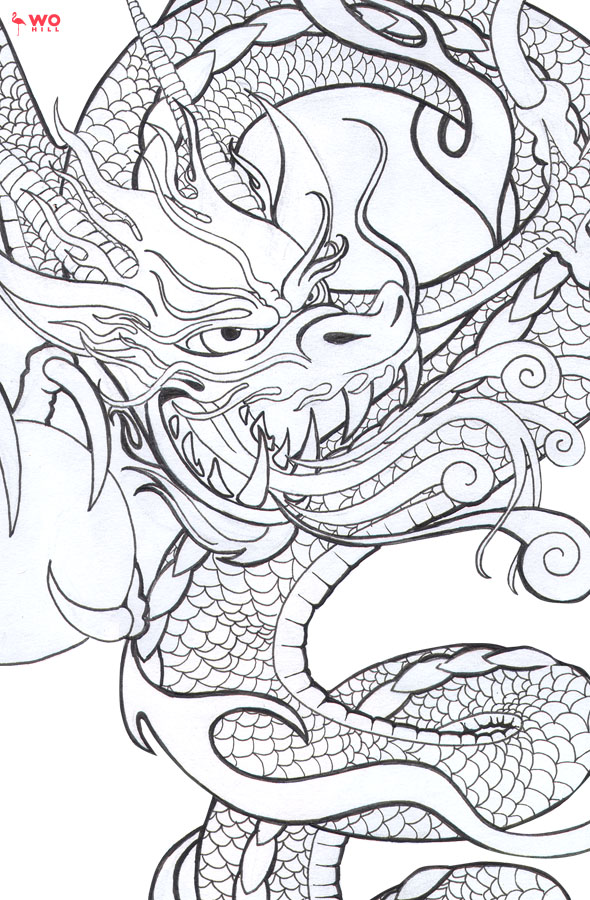 tattoos designs dragons