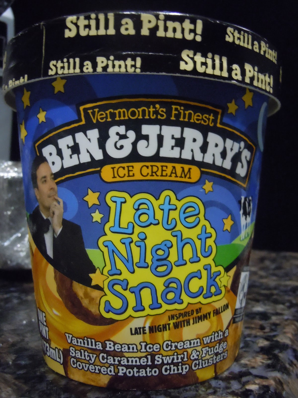 this is jimmy fallon s flavor apparently late night snack