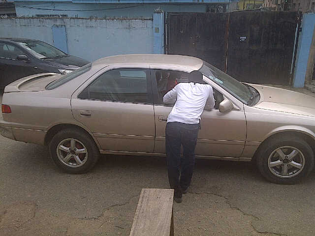 Camry Car For Sale In Nigeria