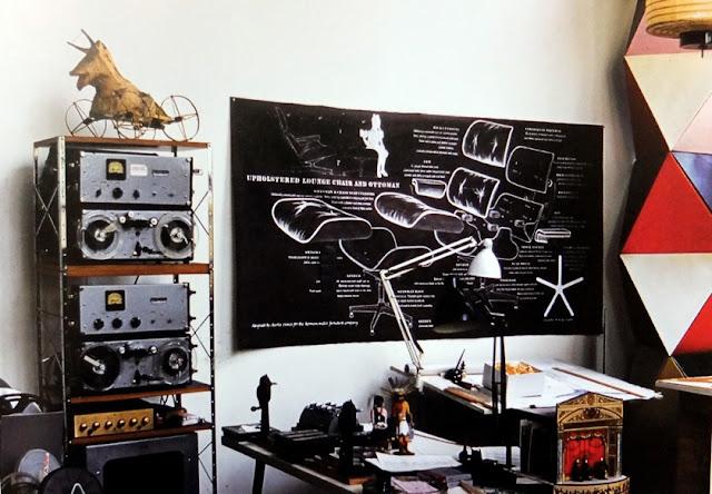 AMBIENTAZOS CON EQUIPOS VINTAGE... Eames+Beautiful+Details+8