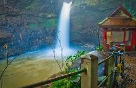 Tempat Wisata di Bandung Curug Dago