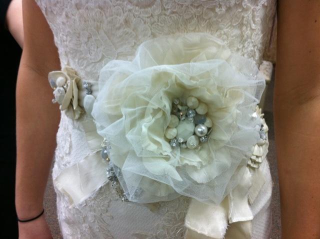 Wedding Dress: Enzoani \'Dakota\'