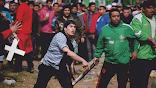 NACIONALES         //Una nueva marcha de la CGT otra vez con incidentes y violencia