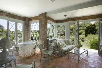 grey gardens sun room, grey gardens restored,