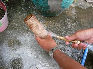 Cara membersihkan filter mesin reverse osmosis