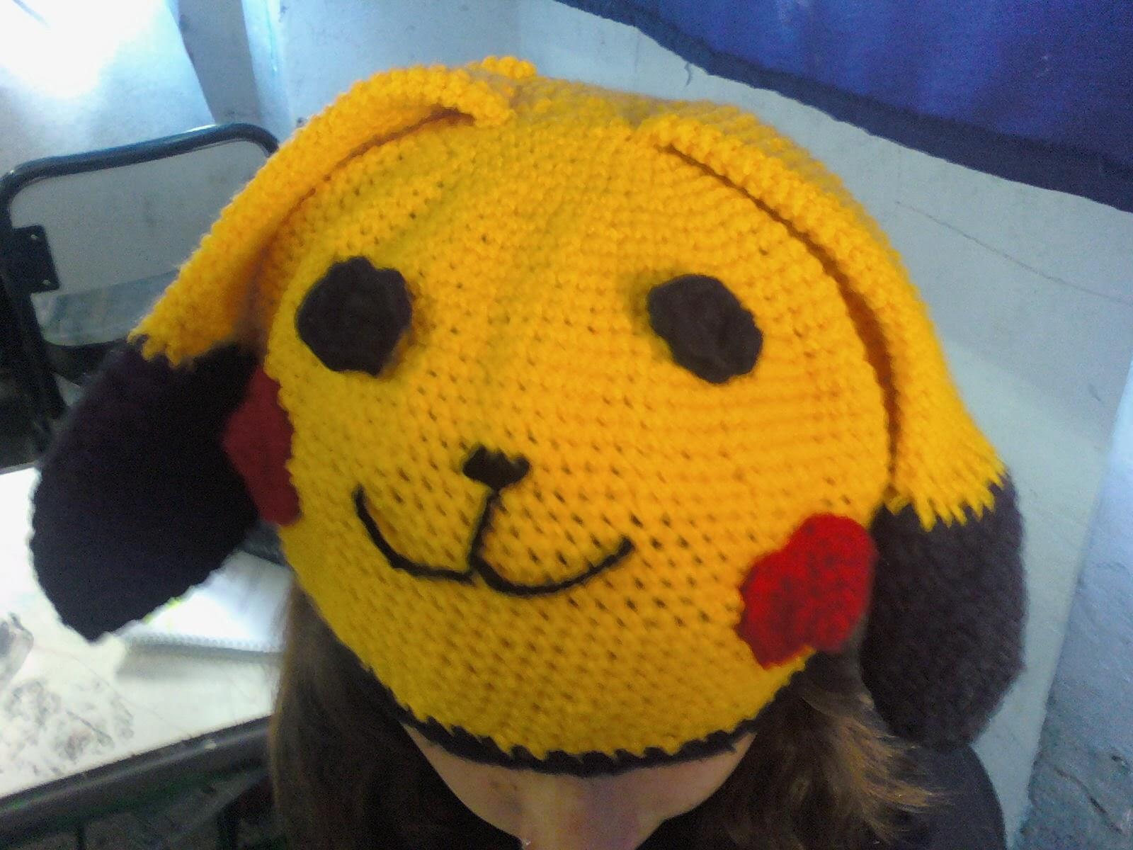 Amigus Crochet: Gorros animados