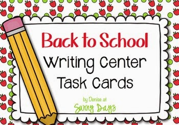 http://www.teacherspayteachers.com/Product/Back-to-School-Writing-Journal-and-Task-Cards-137991