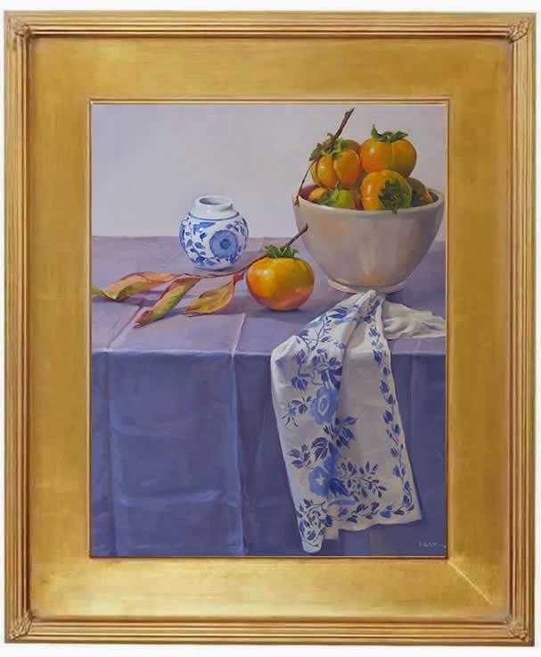 Sedwick Studio Purple Bowl Of Plums Fruit Bowl Still: Sedwick Studio: 2013