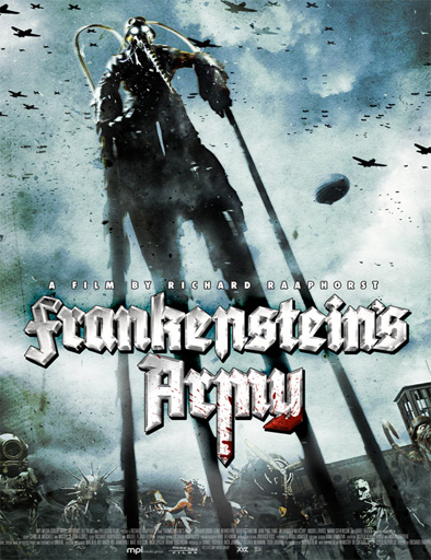 Ver Frankenstein's Army (2013) Online