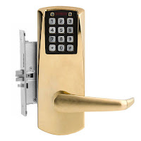 Portland locksmith Mortise keyless entry lock