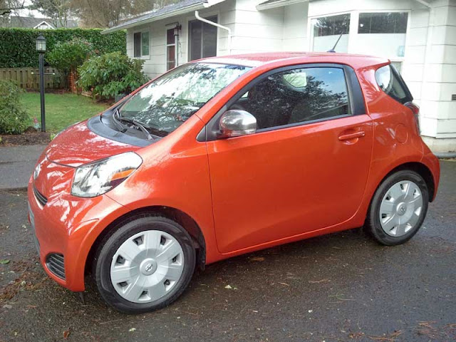 2012 Scion iQ - Subcompact Culture