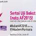 Imbasan Sesi Uji bakat Akademi Fantasia AF 2015 Di Pulau Pinang