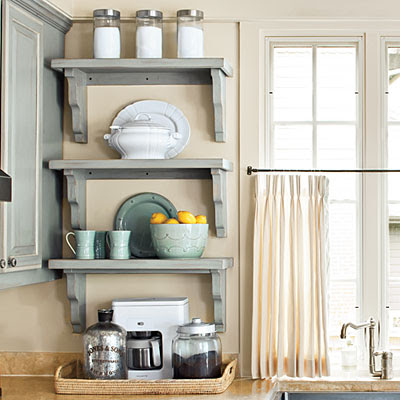Kitchen Cabinet Shelf Brackets