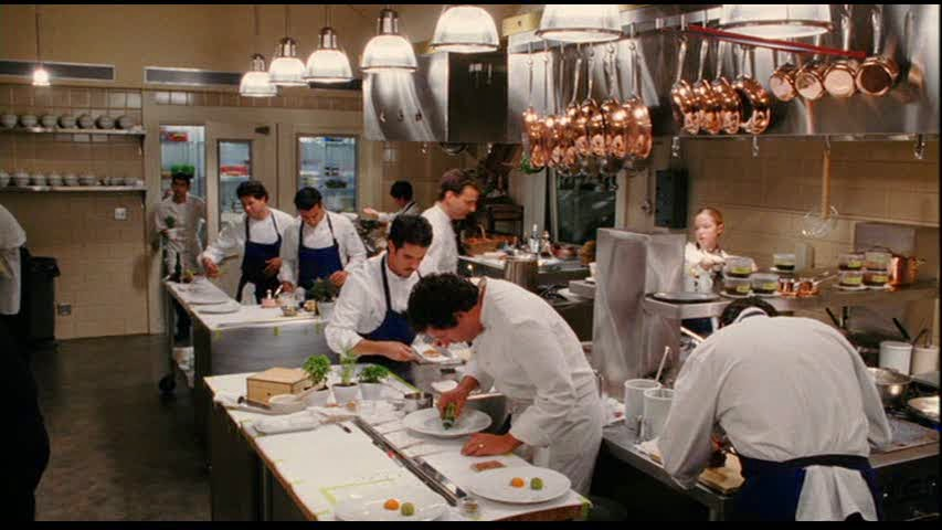Restaurant Kitchen At Home catch new york, open kitchen on a busy night youtube intended for