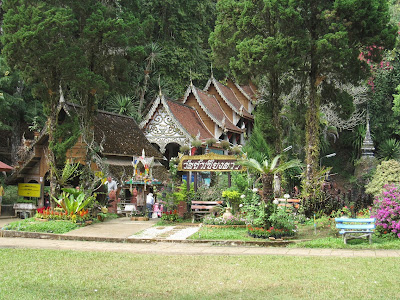 Chiang Dao Cave Entrance